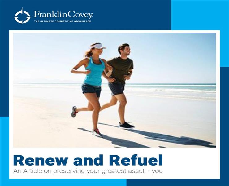 Renew and Refuel